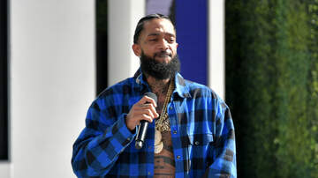 CJ the DJ - Nipsey Hussle SLAPS fire from someone @ BET awards