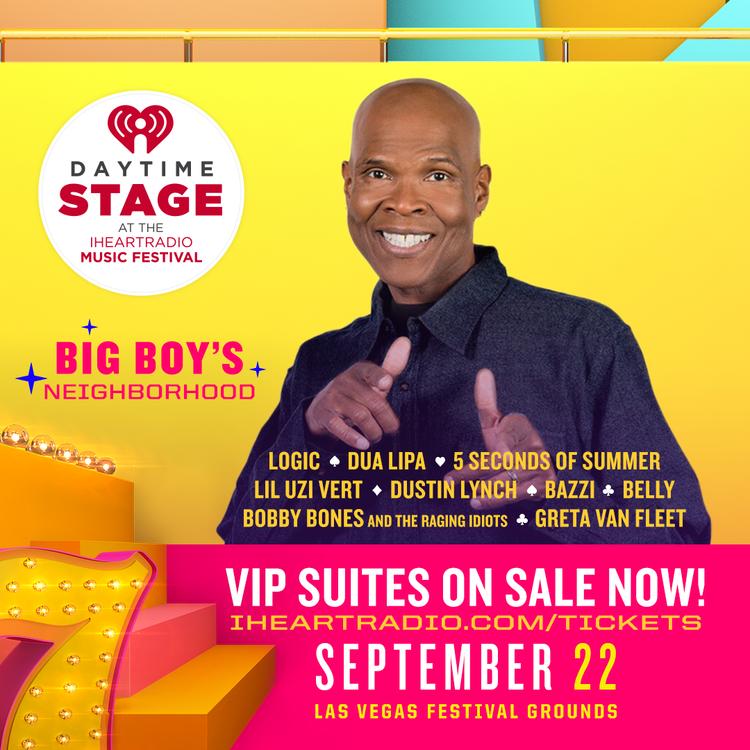 Big Boy's Neighborhood VIP Vegas Suite