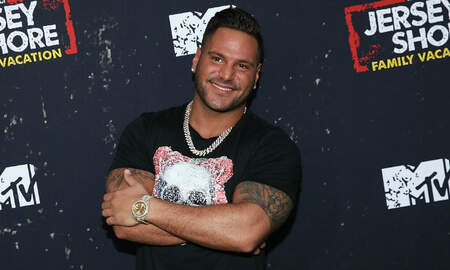 Trending - Jersey Shore's Ronnie Ortiz-Magro Thinks Jen Harley May Be Pregnant Again