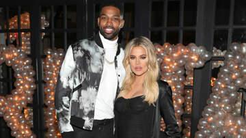 Headlines - Tristan Thompson and Khloe Kardashian Share Rare Kiss on Snapchat