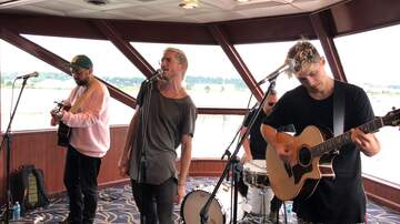 DC 101 Trending News - EITM's Boat Cruise with Walk The Moon