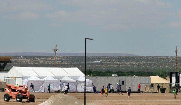 DETENTION CENTER-GETTY IMAGES