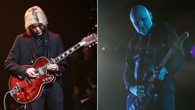 James Iha Says Billy Corgan Did His Best to Reunite Original Smashing Pumpkins Lineup
