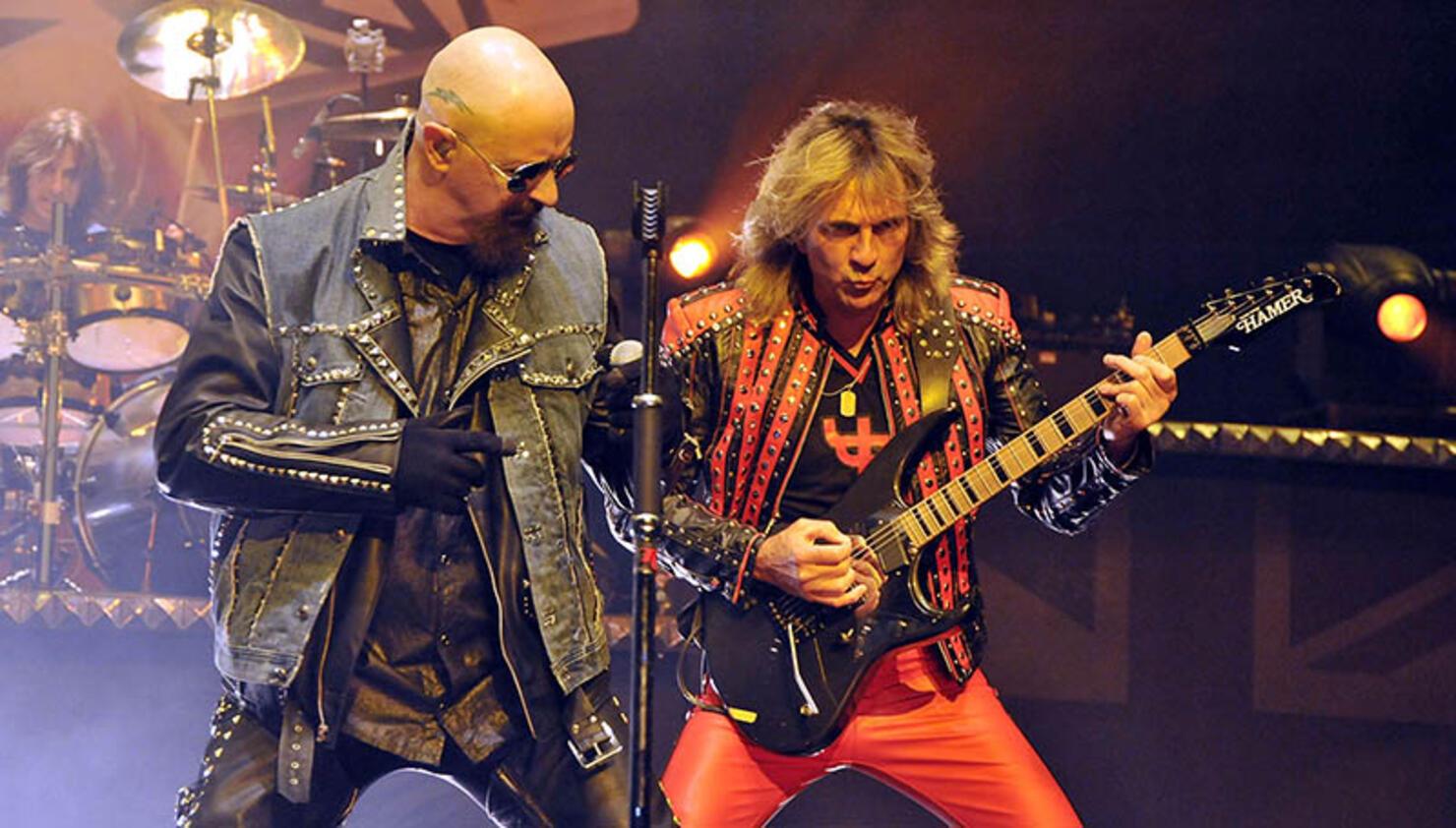 Judas Priest Launch Glenn Tipton's Parkinson's Foundation