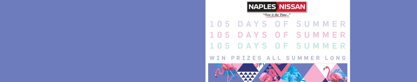 105 Days of Summer| Win Each Week This Summer!