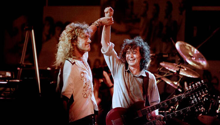 Led Zeppelin Will Reissue 'The Song Remains the Same' Concert Film