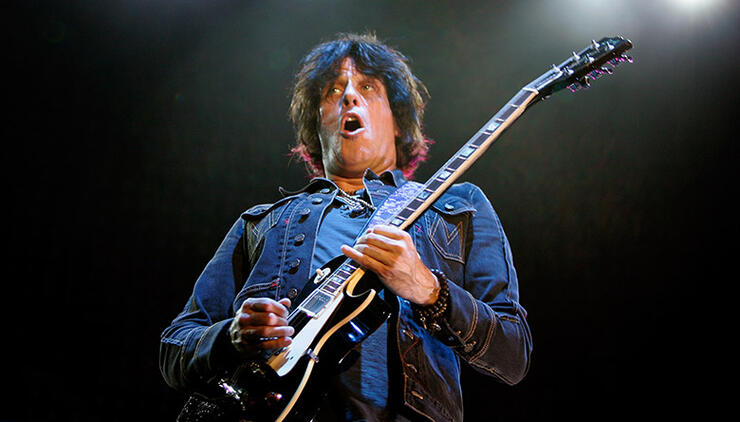 """Joe Perry's Son Says STP's Dean DeLeo Is """"A Punk A** Bully"""""""