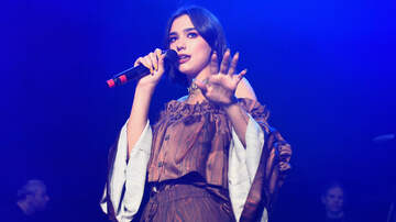 Entertainment News - Dua Lipa Says She's 'Trying To Cover All Grounds' On Her Next Album