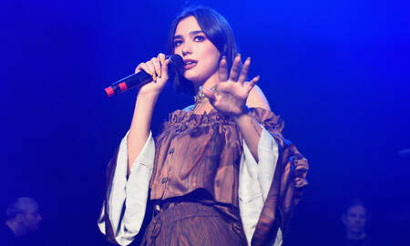 Trending - Dua Lipa Says She's 'Trying To Cover All Grounds' On Her Next Album