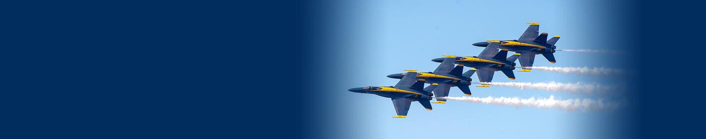 Blues Over Biloxi Air Show July 21 & 22