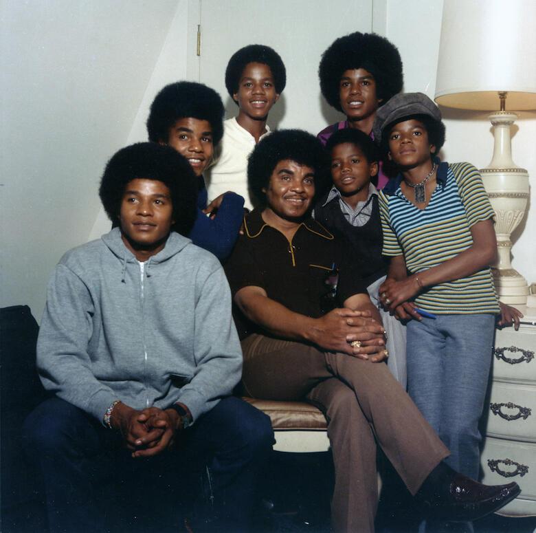 Joe Jackson, The Jackson 5