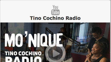 Tino Cochino Radio - Mo'Nique On Tino Cochino