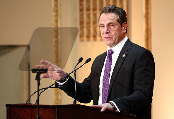 ANDREW CUOMO - GETTY IMAGES
