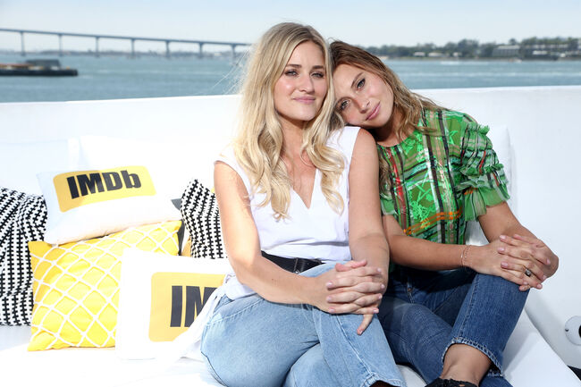 Aly & AJ - Getty Images