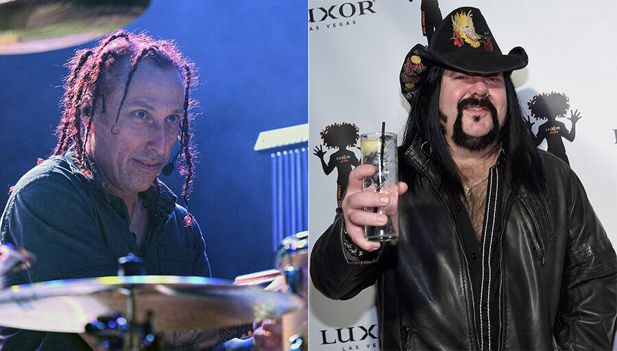 Vinnie Paul Used to Follow Sevendust on Tour Just to Party Every Night