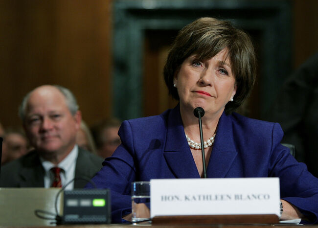 Kathleen Blanco Getty Images