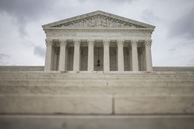 U.S. Supreme Court Getty Images