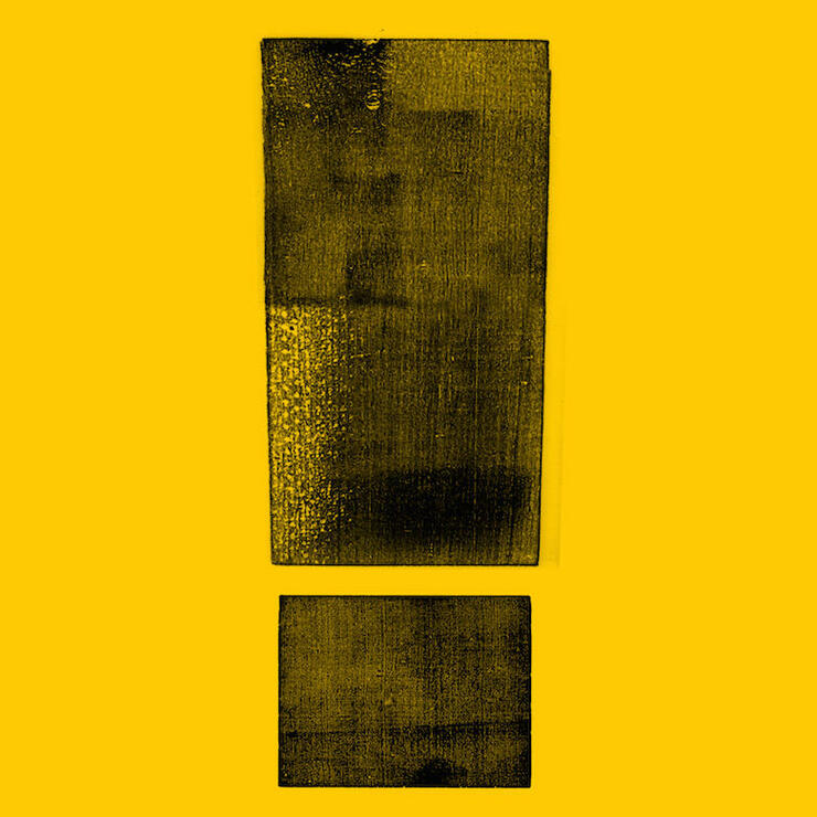 Shinedown - 'ATTENTION ATTENTION' Album Cover Art