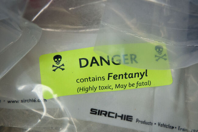 Fentanyl Getty Images