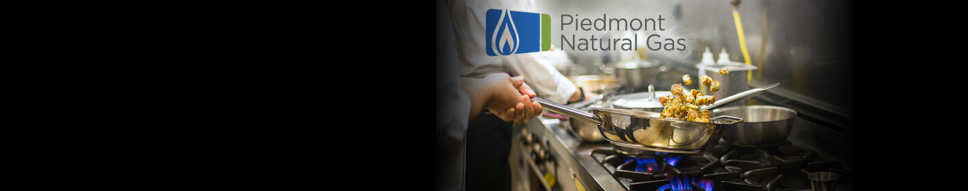 Professional Chefs Cook with Piedmont Natural Gas!