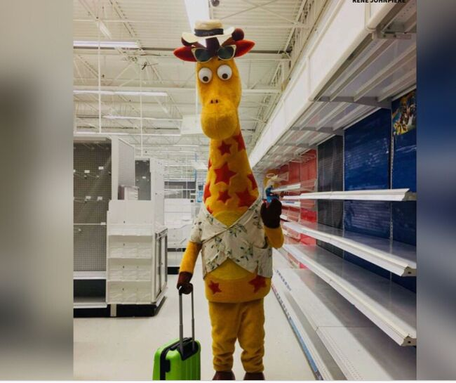 Geoffrey 'R Out of Work!