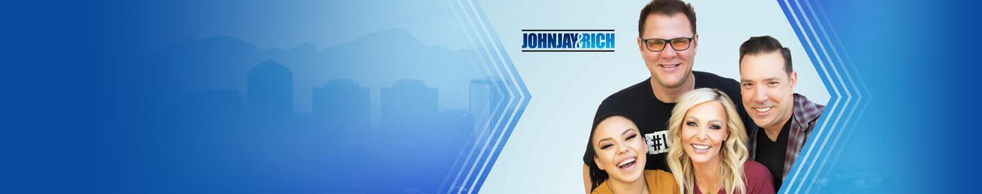Listen To Johnjay & Rich Anywhere, Anytime With iHeartRadio!