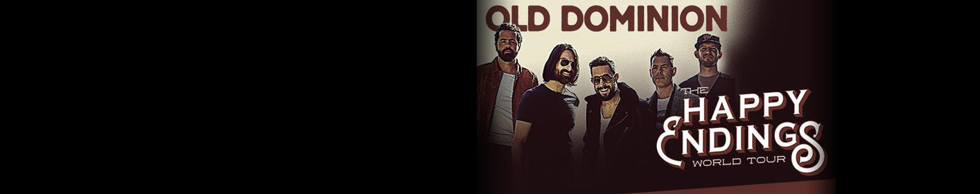 Win an OLD DOMINION VIP Experience from KHEY Country!
