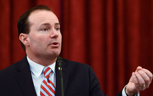 Senator Mike Lee - GETTY IMAGES