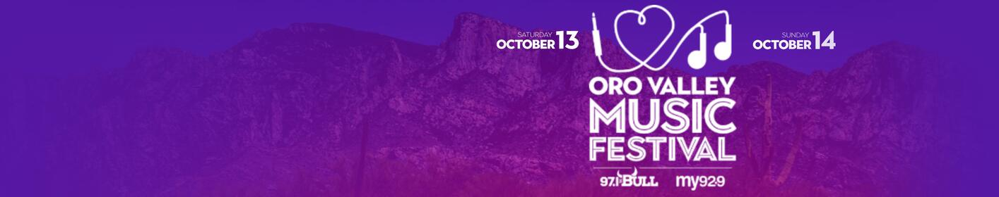 Our Oro Valley Music Festival Is BACK! Buy Your Tickets HERE!