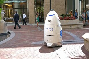 Arizona Casino To Use Security Robot In Parking Lot