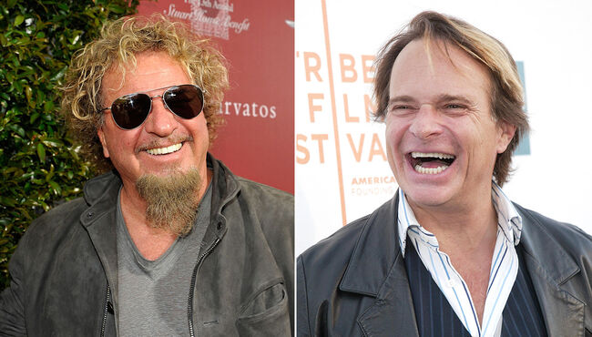 Sammy Hagar Invited David Lee Roth to Play His Festival