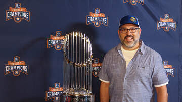 Toyota Live Music Lounge Blog (50355) - Houston Astros: Trophy Tour!