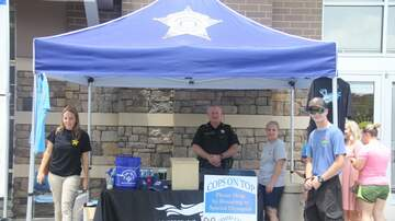Photos - Cops on Top: Fundraising for the Special Olympics
