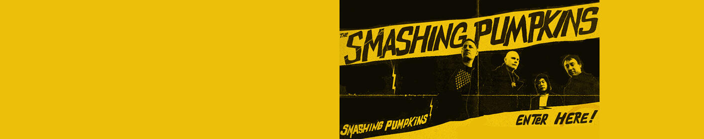 Text the word PUMPKIN to 59772 when you hear the Smashing Pumpkins on ALT 105.7 for your chance to see them at Infinite Energy Arena on July 22nd!