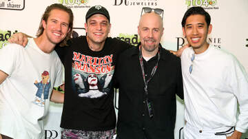 Birthday Show Night Two - Sir Sly Meet + Greet at Radio 104.5 11th Birthday Show Day Two