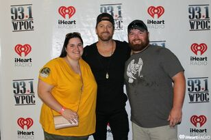 Kip Moore M&G | Hot Country Nights