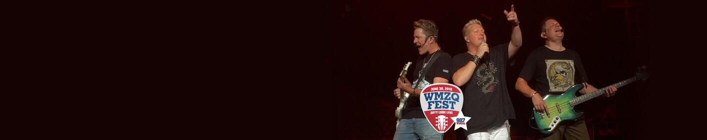 Rascal Flatts, Dan + Shay, Carly Pearce and MORE Performed At WMZQ Fest!