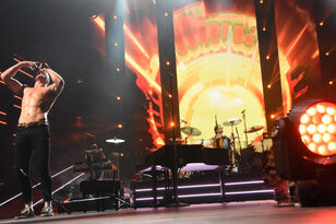 Imagine Dragons Shuts Down our 11th Birthday Show Day Two