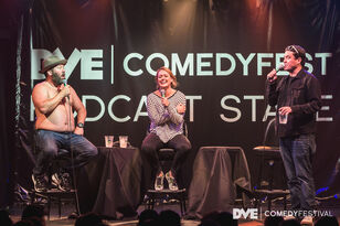 ComedyFest - Podcast Stage