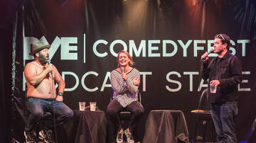 Photos - ComedyFest - Podcast Stage