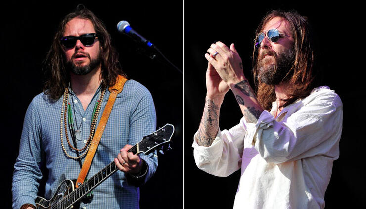 Rich Robinson Says Black Crowes Reunion Would Put His 'Sanity' at Risk