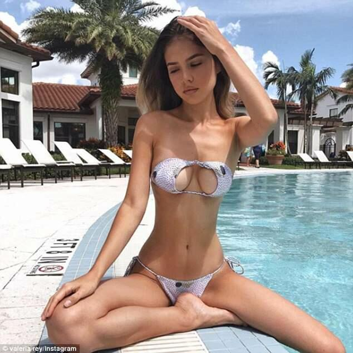 Image result for bikini top upside down