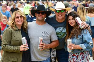 PHOTOS: Kenny Chesney Bull Tailgate Party