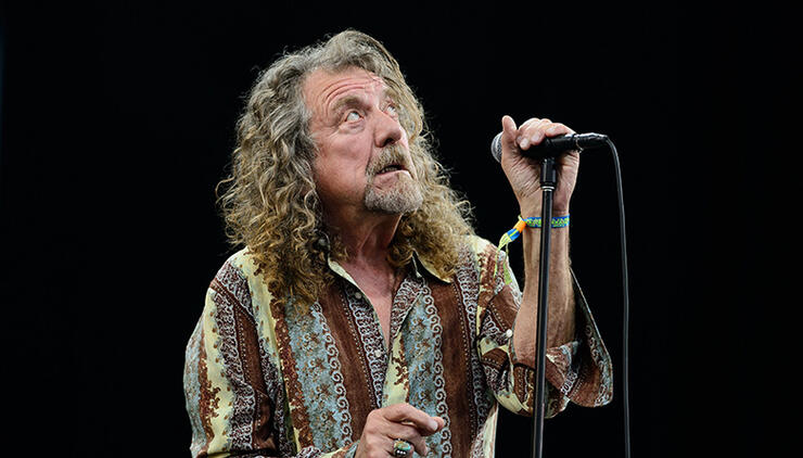 Led Zeppelin Trying to Convince Report Plant to Reunite for 50th Anniversary