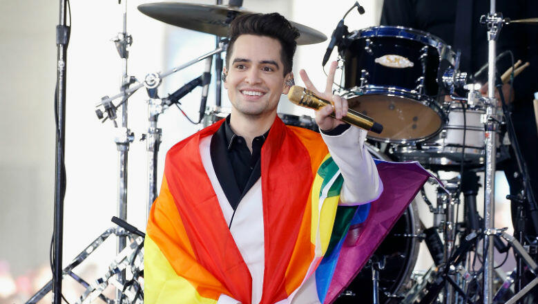 Panic at the disco gay