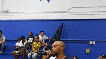 Photos - Fresno Charity Basketball Game