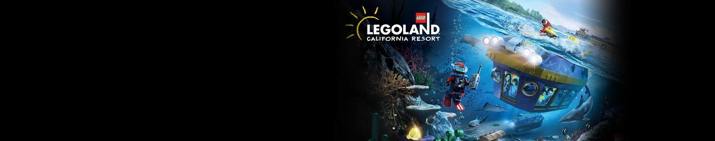Win Tickets To Legoland California!