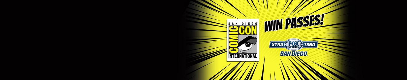 Win Passes to the SOLD OUT Comic Con International