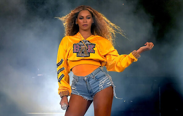 Beyonce - Getty Images
