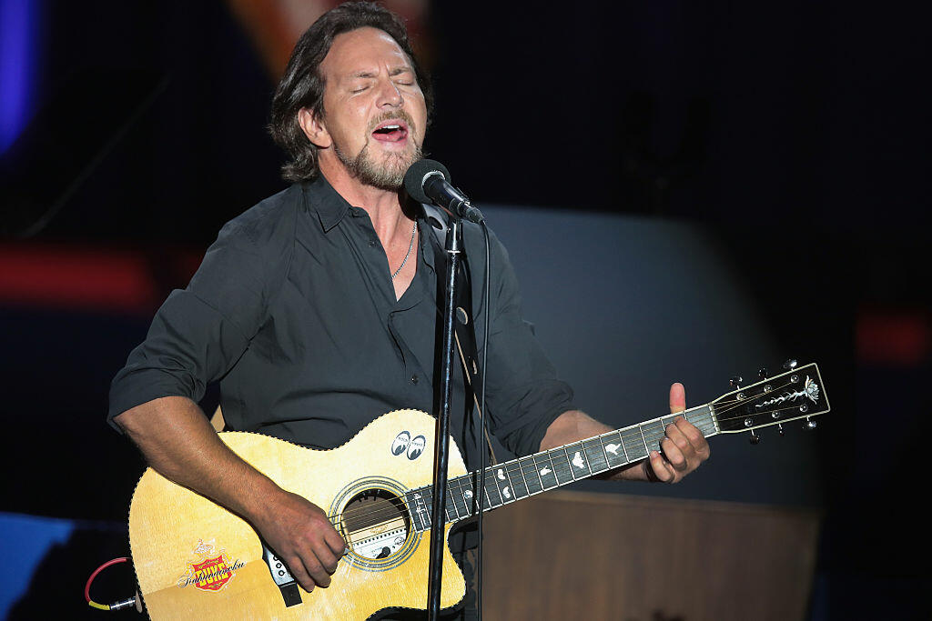 Watch Pearl Jam's Eddie Vedder Cover The Beatles' 'Help'